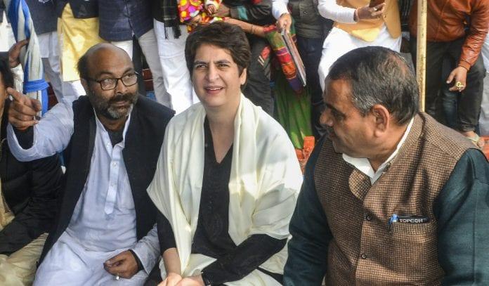 Priyanka Gandhi Vadra, anti-CAA protests, anti-CAA activists, Citizenship law, Citizenship Amendment Act, Citizenship Amendment Bill, CAB, CAA, Congress leader