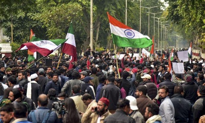 Aligarh Muslim University, AMU, students, Jawaharlal Nehru University, JNU violence, JNU President, Aishe Ghosh, protest, goons, JNUSU