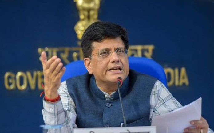 Piyush Goyal, railway minister