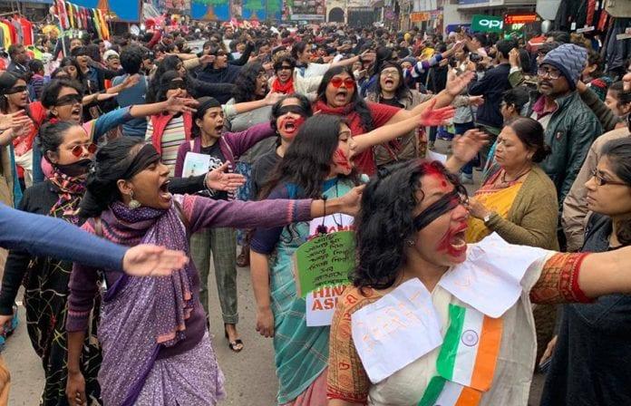 Rapist is you Protest Kolkata