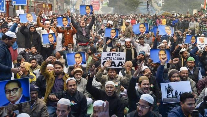UP police, Uttar Pradesh, Azamgarh, anti-CAA protests, Citizenship (Amendment) Act, CAA, FIR, 135 protesters