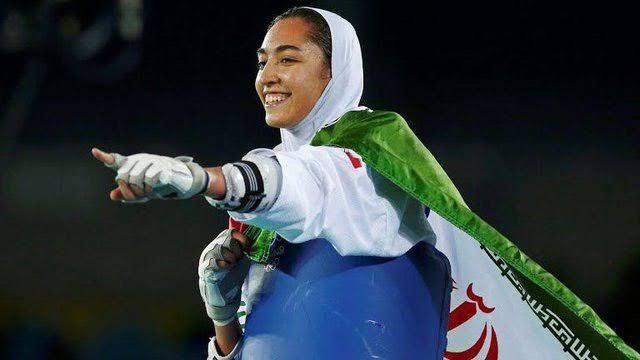 Kimia Alizadeh, Olympic medallist, 2016 Rio Olympics, 2020 Tokyo Olympics, Ukrainian jetliner, Boeing 737