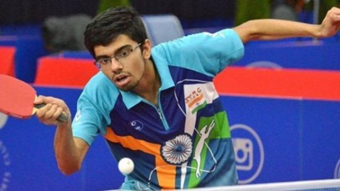 Manav Thakkar, G Sathiyan, A Sharath Kamal, Harmeet Desai, Soumyajit Ghosh, table tennis, International Table Tennis Federation, Manika Batra