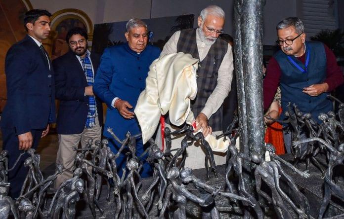 Modi in Kolkata