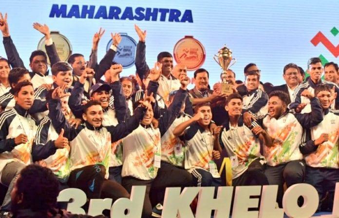 Khelo India Youth Games, Khelo India Games, Maharashtra medals, Guwahati, Maharashtra Sports Minister, Sunil Kedar