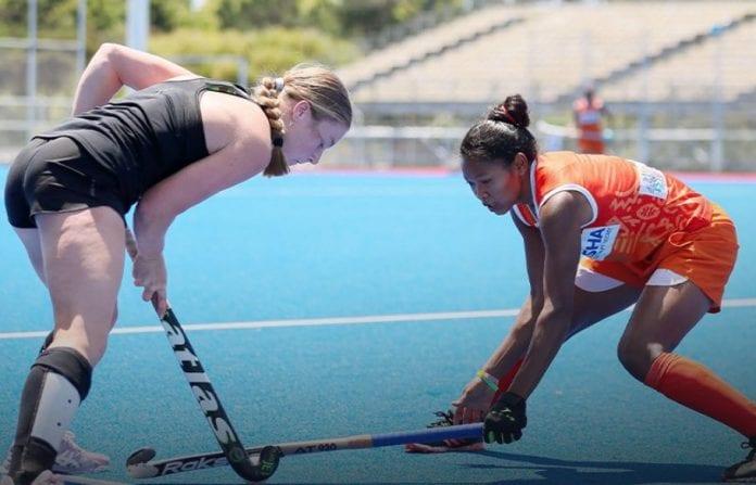 Indian women's hockey team, Rani Rampal, Sharmila, Namita Toppo, New Zealand, India, Olympic year, 2020 Tokyo Olympics
