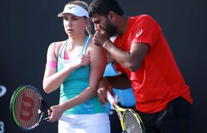 Rohan Bopanna, Australian Open, mixed doubles, Leander Paes, Nadiia Kichenok