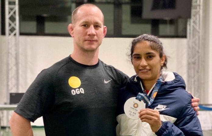 Vinesh Phogat, Rome Ranking series, wrestling, Indian wrestling, 2020 Tokyo Olympics, World Wrestling Championships