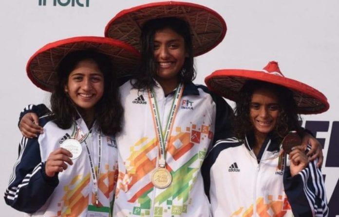 Khelo India Games, Khelo India Youth Games, Maharashtra medals, Soubrity Mondal, Kenisha Gupta, Srihari Nataraj, swimming, swimmers