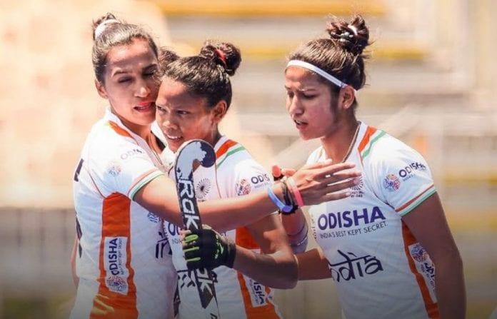 Indian women's hockey team, Indian hockey, 2020 Tokyo Olympics, Olympic year, New Zealand, Salima Tete, hockey