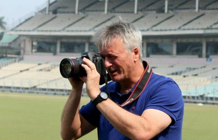 Steve Waugh, Australian cricketer, Eden Gardens, Ranji Trophy, Bengal vs Delhi, photographer