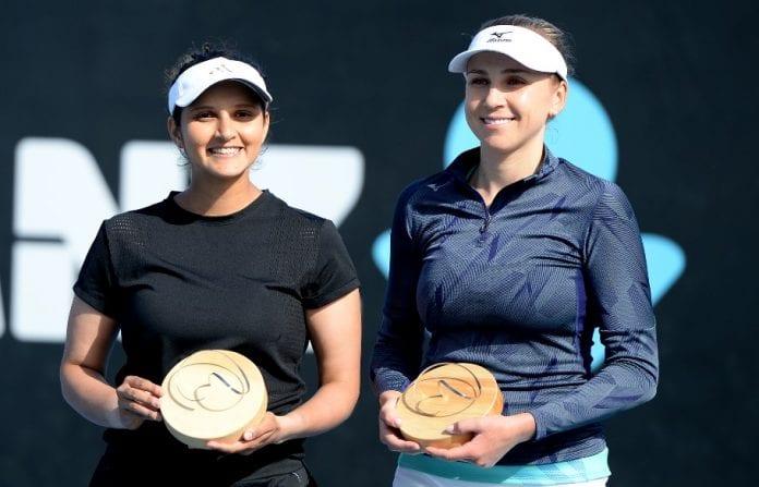 Hobart International, Sania Mirza, Nadiia Kichenok, WTA circuit, international comeback, Shaui Peng, Shuai Zhang, Australian Open