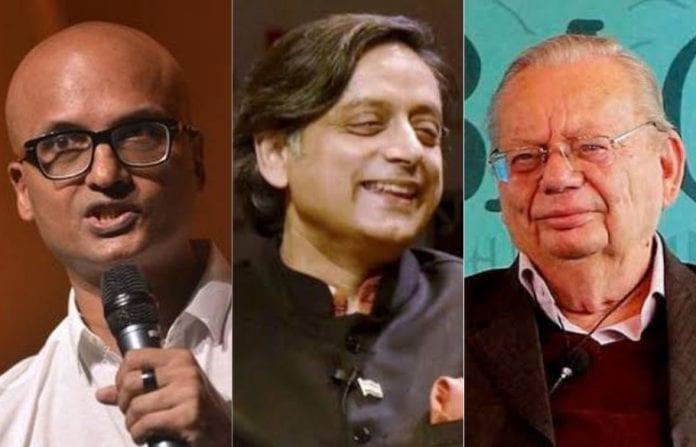 Books, John Grisham, Stephen King, Shashi Tharoor, Ashwin Sanghi, Rituparna Chatterjee, Vivek Agnihotri, Perumal Murugan, TM Krishna, Jeet Thayil, Ruskin Bond