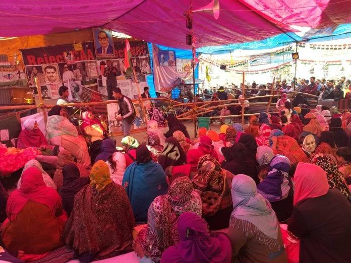 Shaheen Bagh, Delhi elections, campaign, BJP, AAP, CAA, Citizenship Amendment Act, protests, women, children