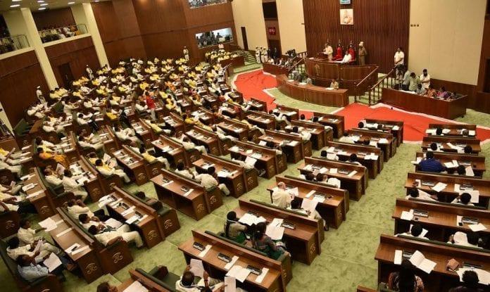 Andhra Pradesh, TDP, YS Jagan Mohan Reddy, YSRCP, three capitals, Legislative Council