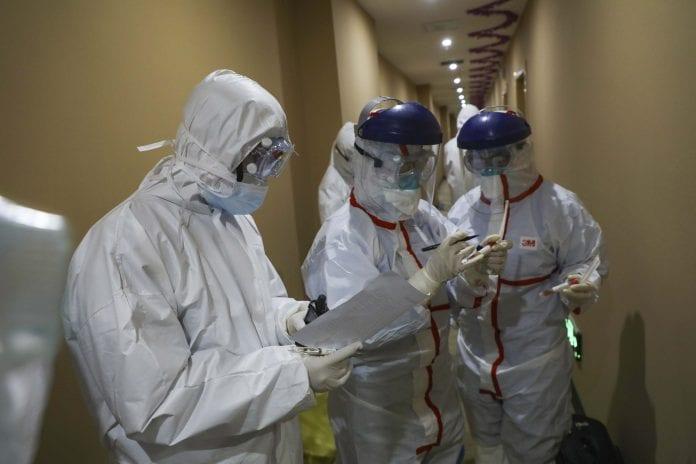 China, coronavirus, death toll, infected, virus, epidemic, SARS, Hubei, Wuhan