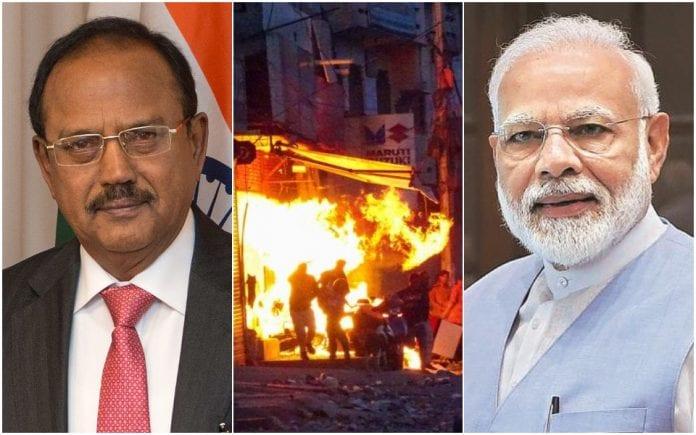 Delhi violence, Delhi riots, Ajit Doval, Prime Minister Narendra Modi, AAP, Sonia Gandhi, Amit Shah, Delhi Police, Anti-CAA protests