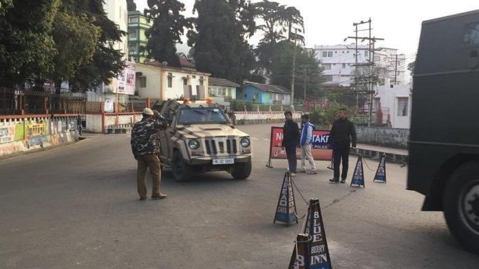 Meghalaya clashes, Meghalaya CAA violence, Anti-CAA protests, Pro-CAA protests, Curfew, death toll