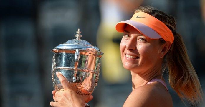 Maria Sharapova, retirement, tennis, Grand Slam,