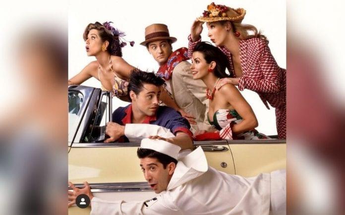 Friends, series, reunion, Joey, Monica, Chandler, Phoebe, Rachel, Ross, HBO Max, unscripted special