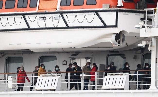 Japan cruise ship, passengers, quarantine, coronavirus, infected, tested positive