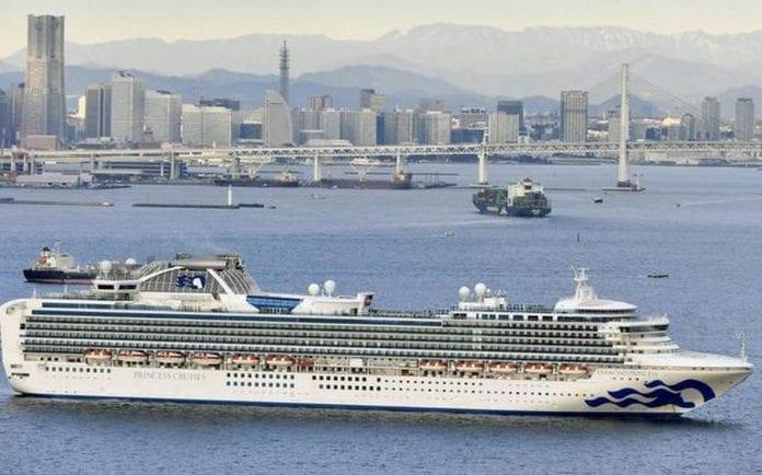 Hong Kong, cruise ship, coronavirus, stranded, quarantine, tests negative, disembark