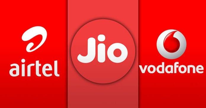 Vodafone Idea, Reliance Jio, Bahrti Airtel, telecom companies, telecom market