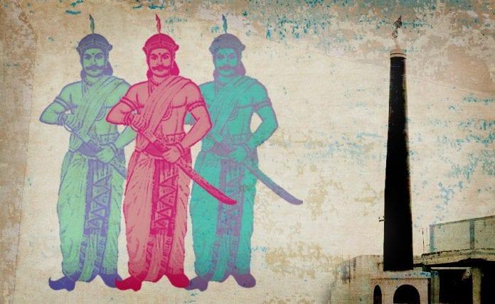 Kallar Thevar caste Tamil Nadu