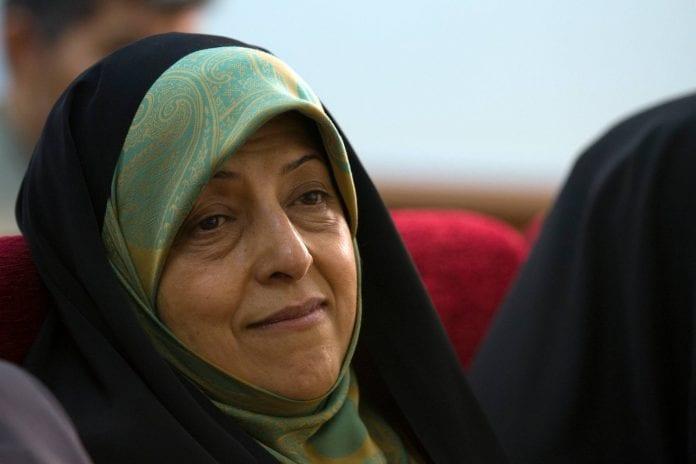 Iranian Vice President, Masoumeh Ebteker, coronavirus, positive, Iran, outbreak, death toll