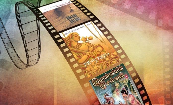 Books to movies, novel to films Tamil Malayalam