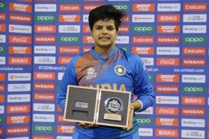 Shafali Verma, INDWvNZW, Women's T20 World Cup