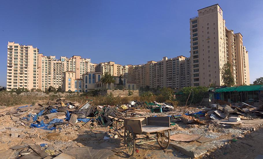 Slums Apartments Bengaluru