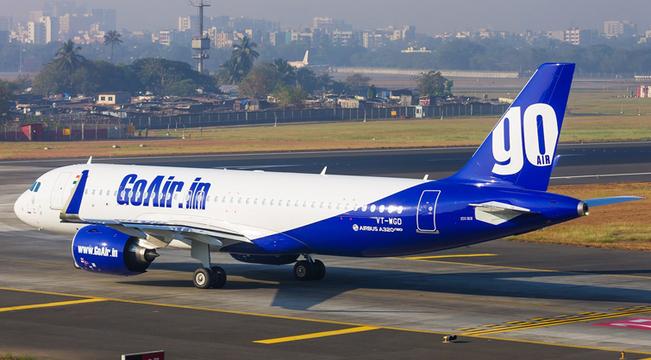 GoAir flight, catches fire, passengers, emergency, aeroplane, Ahemdabad, Bengaluru