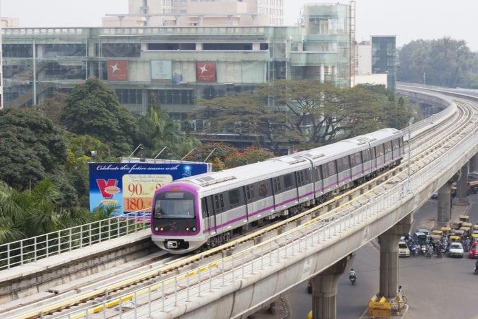 Bangalore Metro, India