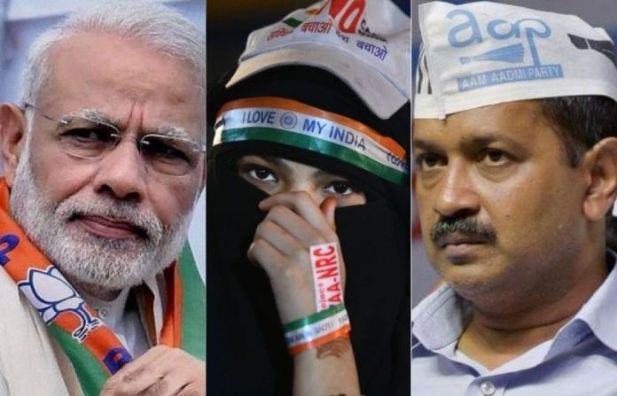 Delhi elections, Citizenship Law, Anti-CAA protests, Arvind Kejriwal, BJP, AAP, Manoj Tiwari, Shaheen Bagh protests
