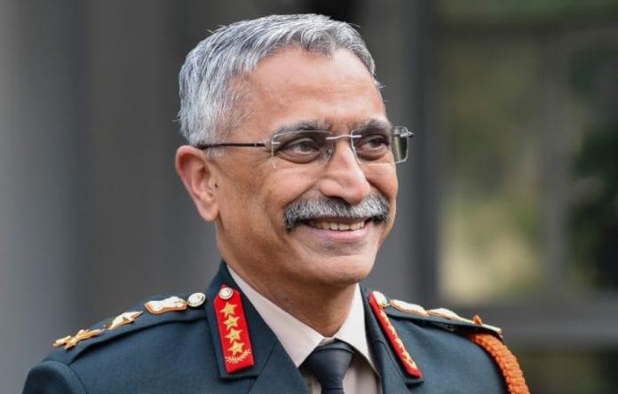 General MM Naravane