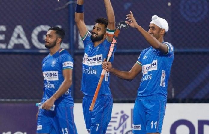 Raj Kumar Pal, Manpreet Singh, FIH Pro League, Indian Hockey, Harmanpreet Singh, India vs Belgium