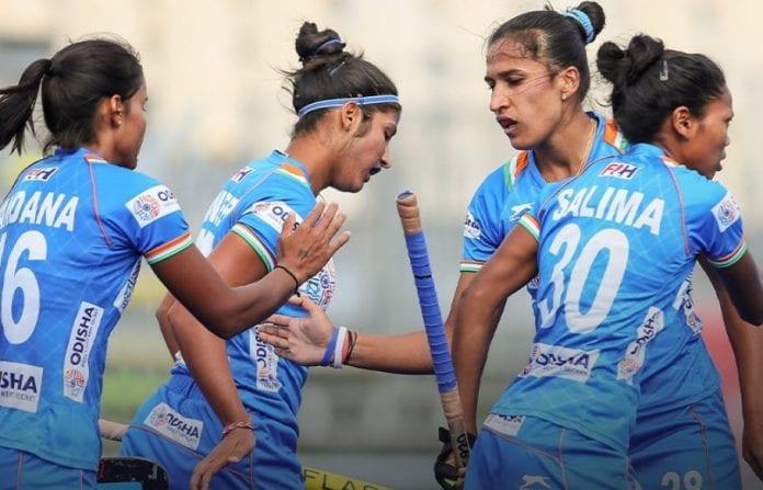 Indian women's hockey team, Indian hockey, Rani Rampal, 2020 Tokyo Olympics, Olympic Year