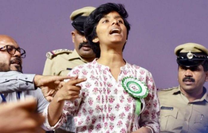 Sri Rama Sena, Amulya Leona, Karnataka Protestors, Anti-CAA Protests