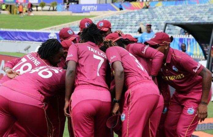 Thailand vs West Indies, Women's T20 World Cup, Stafanie Taylor, Nannapat Khoncharoenkai