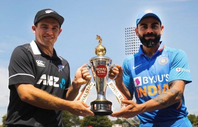India vs New Zealand, India tour of New Zealand, Virat Kohli, Rohit Sharma, Prithvi Shaw, Mayank Agarwal, Tom latham, ODI series