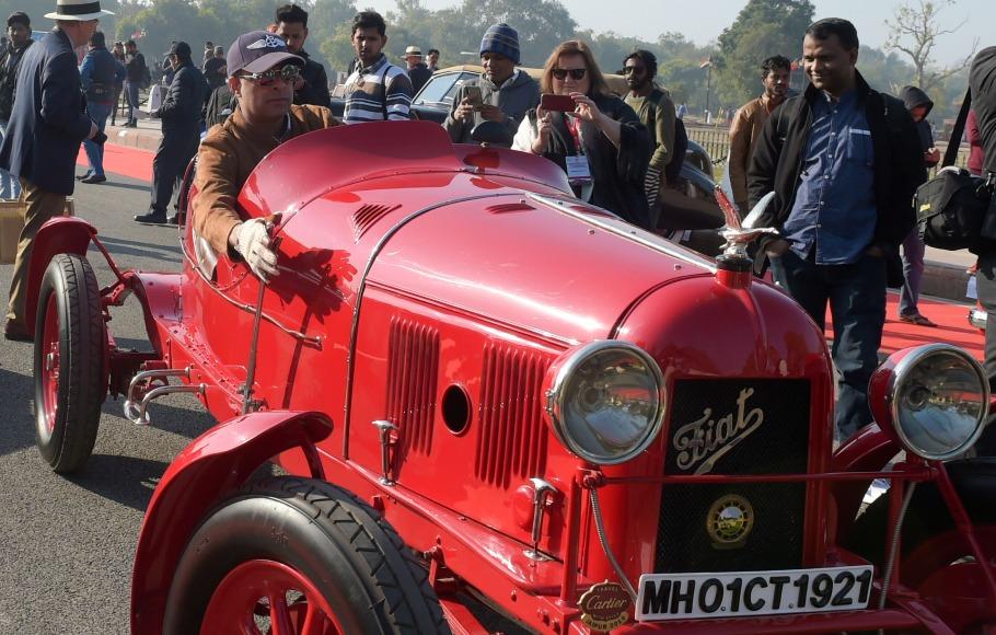 1921 Fiat Corsa