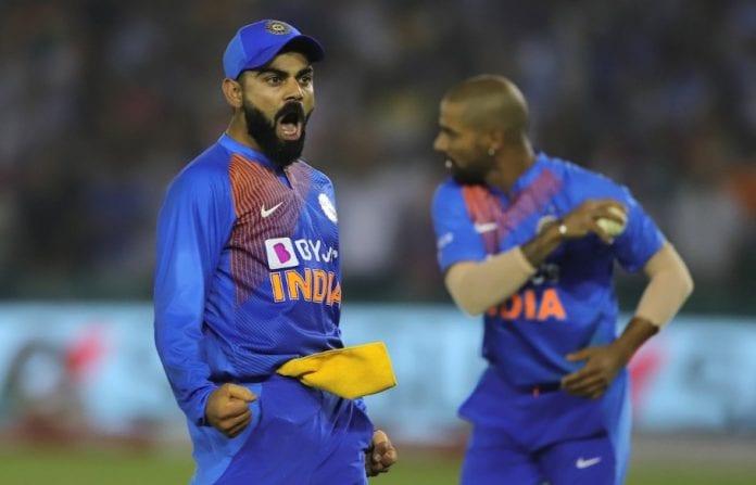 ICC T20I rankings, Virat Kohli, Rohit Sharma, Babar Azam, KL Rahul