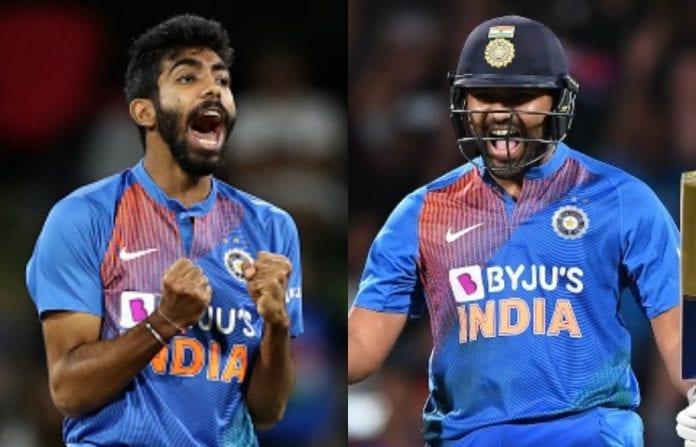 India vs New Zealand, India tour of New Zealand, Rohit Sharma, Virat Kohli, Jasprit Bumrah