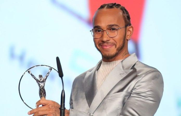 Laureus awards, Lionel Messi, Lewis Hamilton, Simone Biles, Kobe Bryant, US women's football team