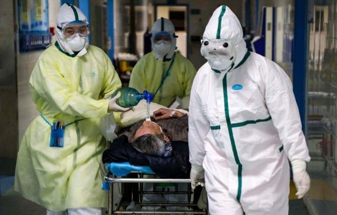 Coronavirus China Paris