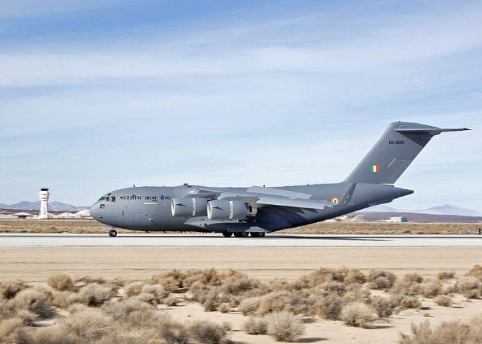 Indian Air Force, Iran, Coronavirus outbreak, coronavirus, military aircraft