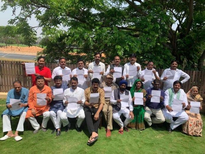 Bengaluru, congress, Madhya Pradesh, BJP, Karnataka