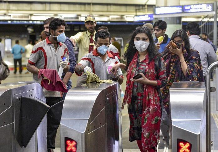 Coronavirus outbreak, coronavirus, hand santizers, surgical masks, gloves