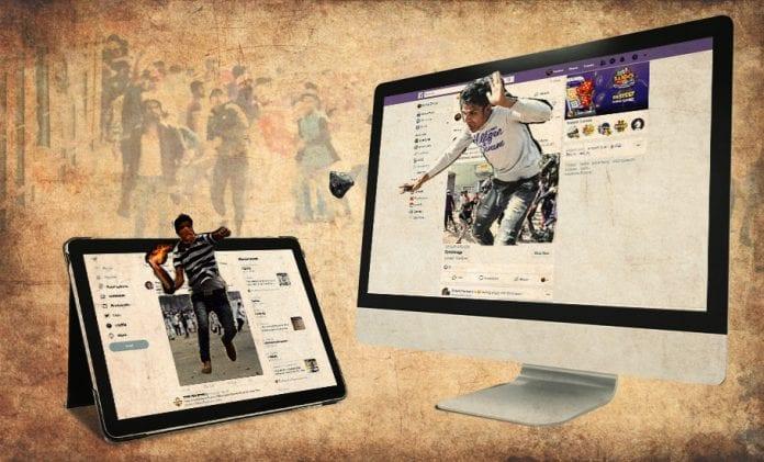 Delhi Riots, social media